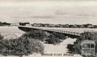 Barwon River Bridge, Barwon Heads