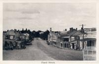 Foord (Ford) Street, Beechworth