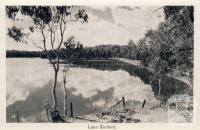 Lake Kerferd, Beechworth