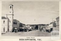 Camp Street, Beechworth