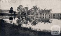 Lake Kerford (Kerferd), Beechworth