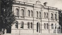 Shire Hall, Beechworth Shire
