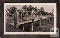 Bridge over Broken River, Benalla