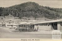 Shopping area, Mount Beauty