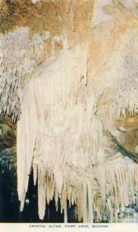 Crystal Altar, Fairy Cave, Buchan