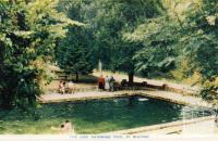 The Lind Swimming Pool at Buchan