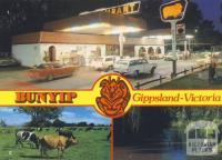 Golden Fleece Restaurant - Service Station, Princes Highway, Bunyip
