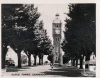 Clock Tower, Camperdown