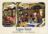 Lygon Street - scene of some of Melbourne's finest restaurants, Carlton