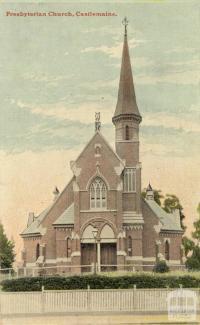Presbyterian Church, Castlemaine