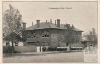 Castlemaine High School, 1915