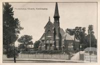 Presbyterian Church, Castlemaine, 1915