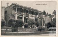 Castlemaine Hospital, 1915