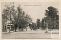 Lyttleton Street, Castlemaine, 1915
