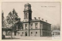 Post Office, Castlemaine, 1915