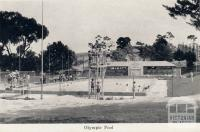Olympic Pool, Castlemaine