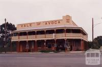 Vale of Avoca, B&B, Charlton, 2001
