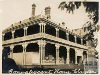 Convalescent Home, Clayton