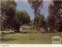 Caravan Park, Cohuna