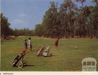 Golf Course, Cohuna