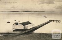 Lake Colac in a calm