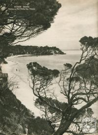 Bayside charm, Portsea on Port Phillip Bay, 1954