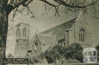 Church of England, Colac, 1954