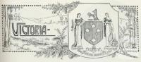 Victoria coat of arms, 1918