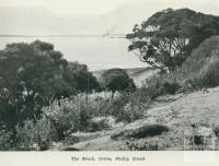 The Beach, Cowes, Phillip Island, 1918