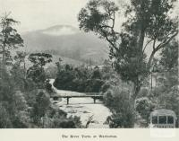 The River Yarra at Warburton, 1918