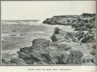Thunder Point and Shelly Beach, Warrnambool, 1918