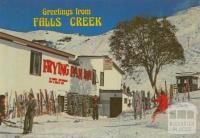Frying Pan Inn, Falls Creek
