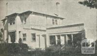 White House Carrum, 1950
