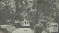 Nathania Springs Guest House & Sanctuary, Monbulk, 1950