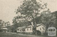 Guest Cabarita House, Kevington, 1950