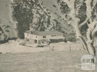The Drift Chalet and Ski School, Mount Hotham, 1950