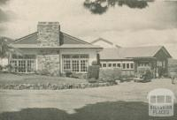 Summerleigh Lodge, Healesville, 1947-48