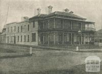 Kirkpatrick's Hotel, Mornington, 1918-20