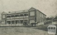 Ocean House, Port Campbell, 1918-20