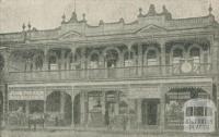 Railway Hotel, Warragul, 1918-20
