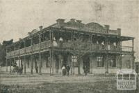 Commercial Hotel, Warragul, 1918-20