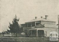 Paynesville Hotel, 1918-20