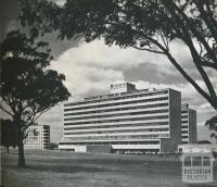 Royal Childrens Hospital, Melbourne, 1970