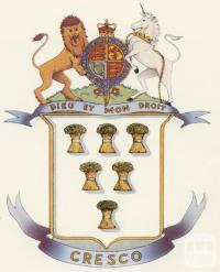 Coat of Arms, Kew, 1960