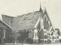 Congregational Church, Walpole Street, Kew's oldest church