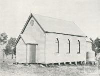 Bethlehem Church, Green Lake, 1924