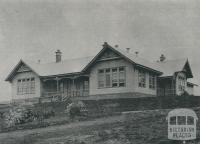The Old School, Warragul, 1961