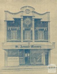 St Arnaud Mercury, 1944