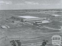 Caterpillar factory, Airport West, 1963