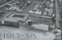 Essendon High School, tableau, 1938